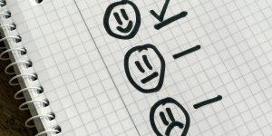 Questionnaire d'évaluation pour une conférence